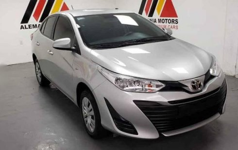 Toyota Yaris 2019 impecable