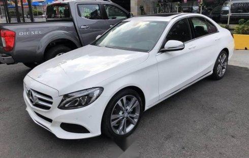 Urge!! Un excelente Mercedes-Benz Clase C 2017 Automático vendido a un precio increíblemente barato en Zapopan