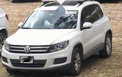 Volkswagen Tiguan impecable en Zapopan