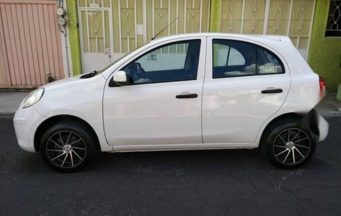 Nissan March 2016 impecable