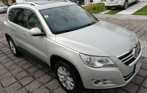 Volkswagen Tiguan 2011 barato en Puebla