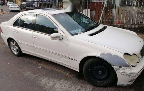 Vendo un Mercedes-Benz Clase C