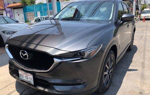 Quiero vender inmediatamente mi auto Mazda CX-5 2018 muy bien cuidado