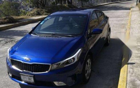 Se vende urgemente Kia Forte 2017 Manual en Tlalpan