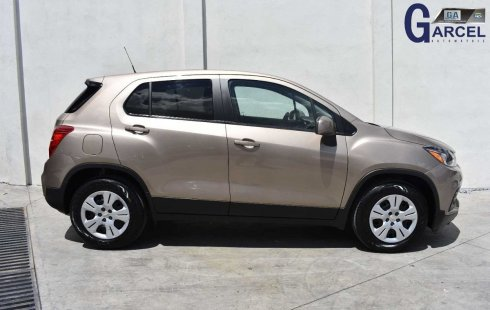 No te pierdas un excelente Chevrolet Trax 2018 Manual en Atlacomulco
