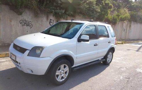 Tengo que vender mi querido Ford EcoSport 2007