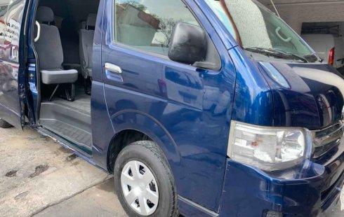 Toyota Hiace 2011 en Cuauhtémoc