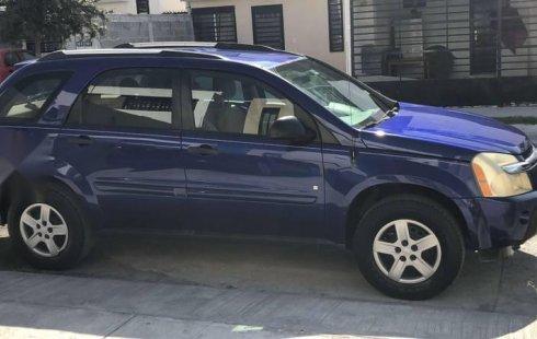 Quiero vender inmediatamente mi auto Chevrolet Equinox 2006