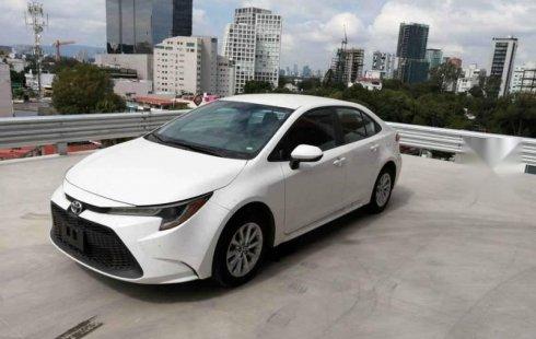 Toyota Corolla precio muy asequible