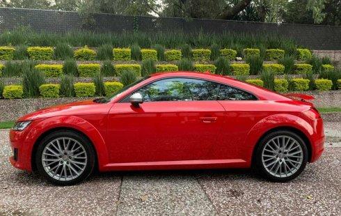 Carro Audi TT 2016 en buen estadode único propietario en excelente estado
