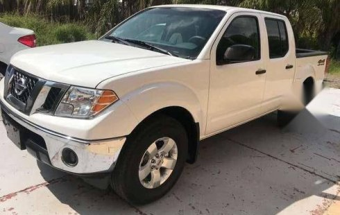 Nissan Frontier 2009 barato