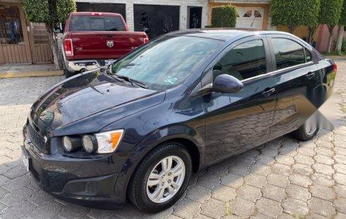 En venta carro Chevrolet Sonic 2015 en excelente estado