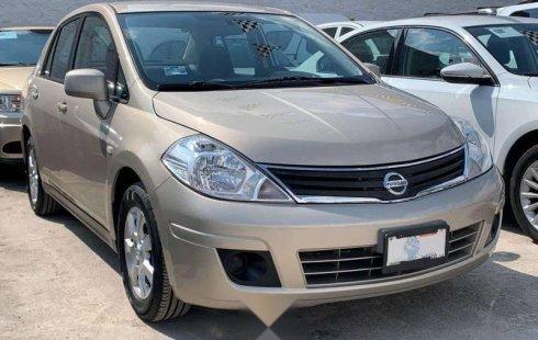 Quiero vender inmediatamente mi auto Nissan Tiida 2011