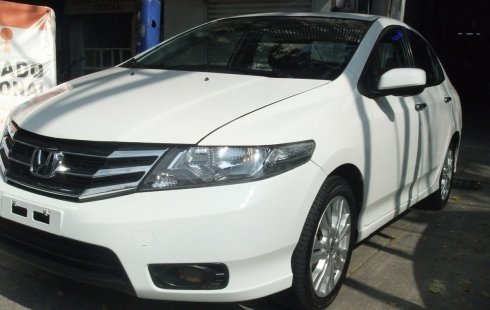 Honda City 2012 barato