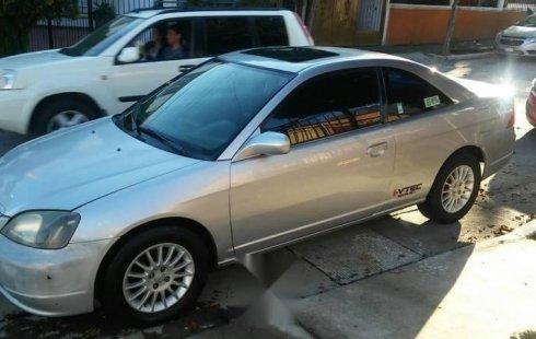 Carro Honda Civic 2001 en buen estadode único propietario en excelente estado