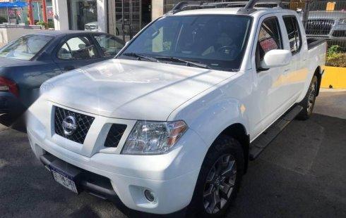 Nissan Frontier 2017 usado