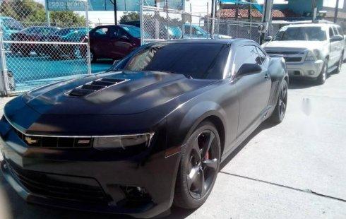 Vendo un Chevrolet Camaro