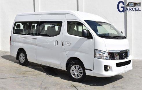Nissan Urvan 2017 barato
