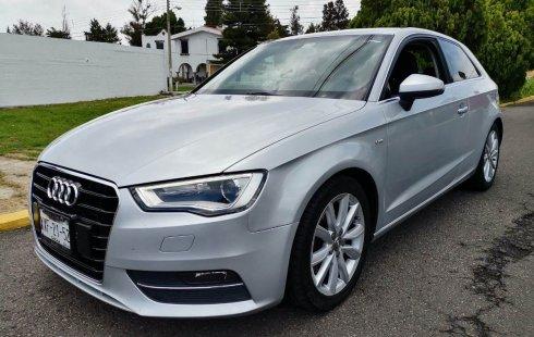 Quiero vender urgentemente mi auto Audi A3 2014 muy bien estado