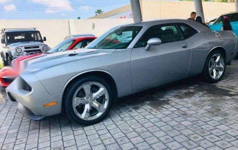 Quiero vender un Dodge Challenger usado