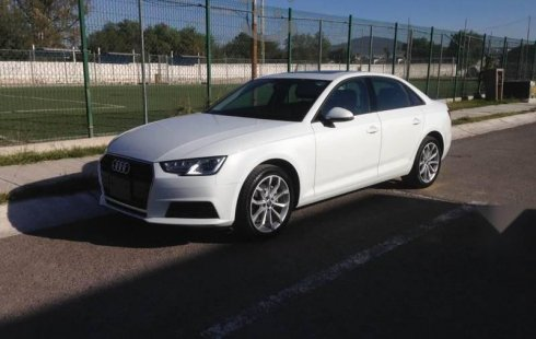 Vendo un Audi A4 impecable