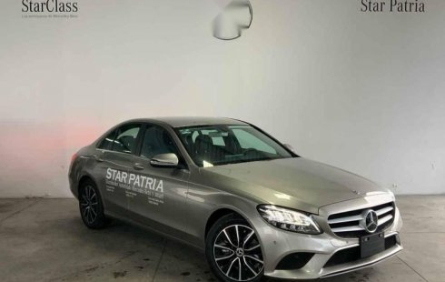 Mercedes-Benz Clase C 2019 impecable