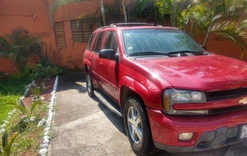 Se pone en venta un Chevrolet TraiBlazer