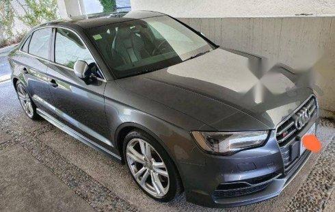 Carro Audi S3 2015 en buen estadode único propietario en excelente estado