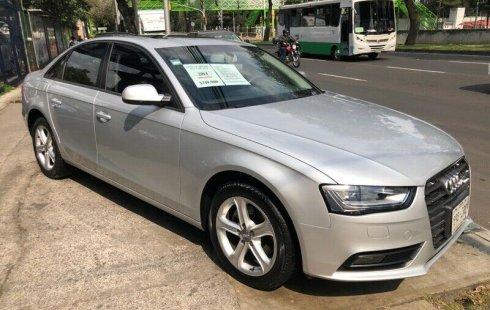 Carro Audi A4 2014 en buen estadode único propietario en excelente estado