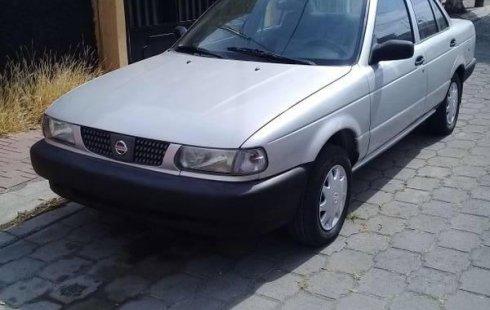 Quiero vender inmediatamente mi auto Nissan Tsuru 2007 muy bien cuidado