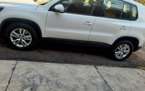 No te pierdas un excelente Volkswagen Tiguan 2013 Automático en Gustavo A. Madero