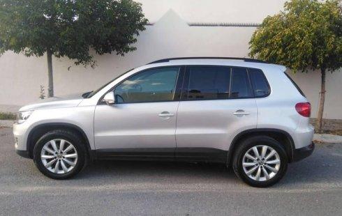 Se vende urgemente Volkswagen Tiguan 2013 Automático en Saltillo