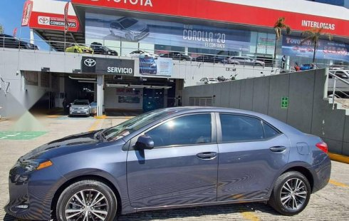Toyota Corolla usado en Huixquilucan