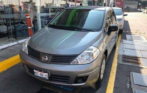 Nissan Tiida precio muy asequible