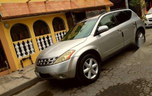 Se vende urgemente Nissan Murano 2004 Automático en Guadalupe