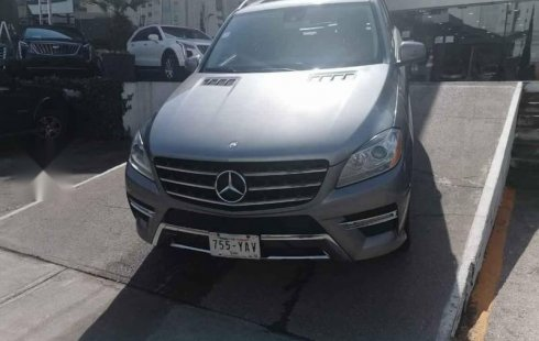 Vendo un Mercedes-Benz Clase M impecable
