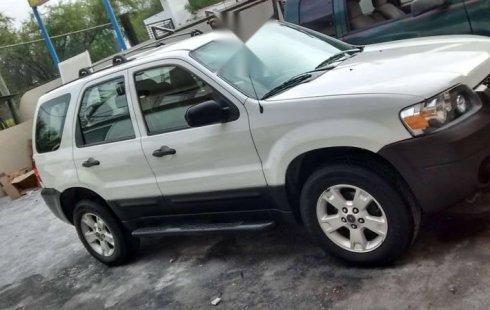 Se pone en venta un Ford Escape