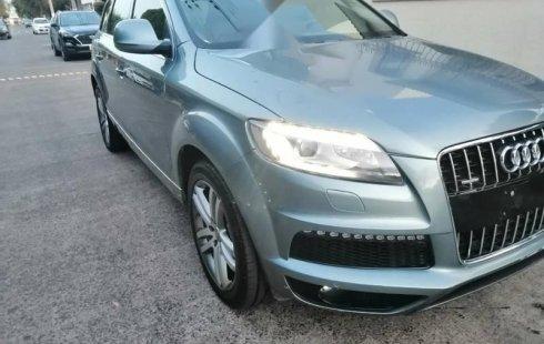 Audi Q7 impecable en Guadalajara más barato imposible