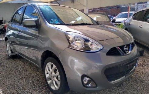 Se vende un Nissan March 2016 por cuestiones económicas