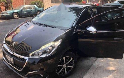 Un Peugeot 208 2017 impecable te está esperando