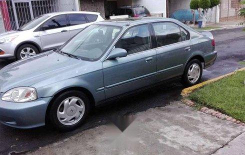 Quiero vender inmediatamente mi auto Honda Civic 1999 muy bien cuidado