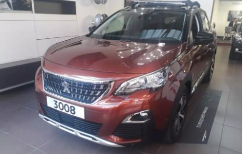 Peugeot 3008 2019 SUV