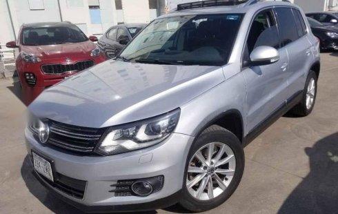 Un excelente Volkswagen Tiguan 2014 está en la venta