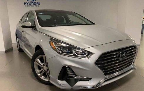 Hyundai Sonata impecable en Cuauhtémoc más barato imposible