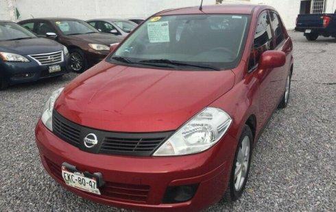 Se pone en venta un Nissan Tiida