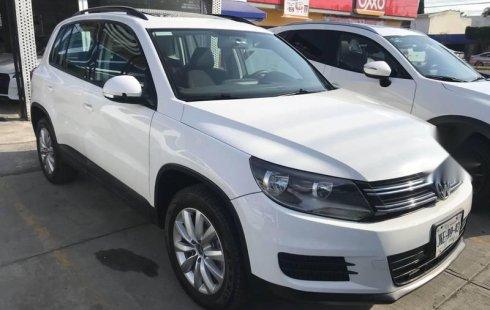 Carro Volkswagen Tiguan 2013 en buen estadode único propietario en excelente estado