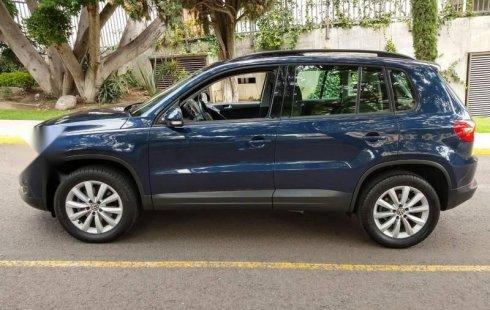 En venta un Volkswagen Tiguan 2016 Automático muy bien cuidado