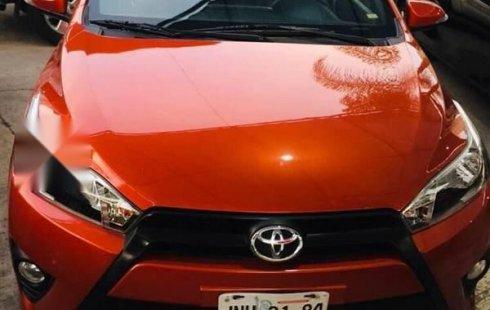 Un excelente Toyota Yaris 2017 está en la venta