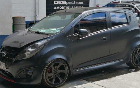 Chevrolet Spark 2015 Negro