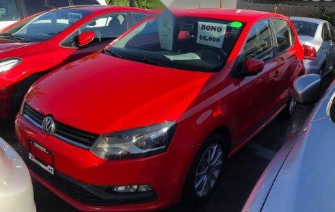Volkswagen Polo usado en Guadalajara